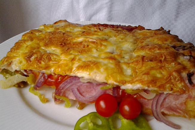 Pizza receptek