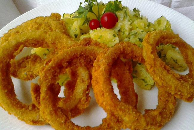 Zöldséges-Húsos saláták receptjei