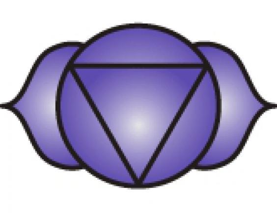 Ádnya– Homlokcsakra