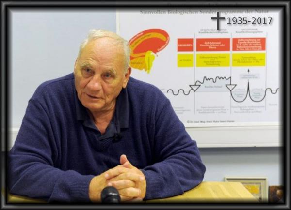Aranyosi Ervin: Dr. Ryke Geerd Hamer emlékére (1935-2017)