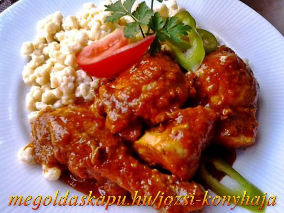 Csirke… receptek
