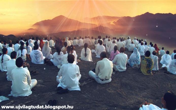Bizonyítékok a csoportos meditáció pozitív hatásairól