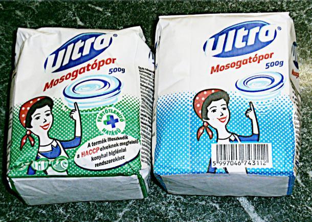 ULTRA mosogatópor