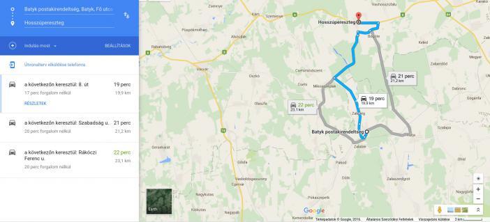 Hosszúpereszteg- A legszebb falu